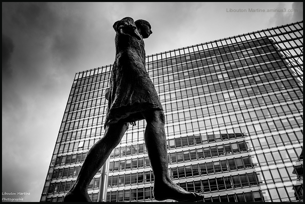 Solitude urbaine 2/ La vie à Bruxelles