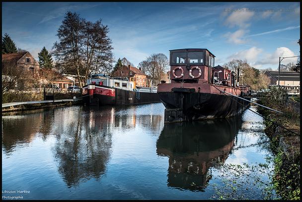 Le vieux canal
