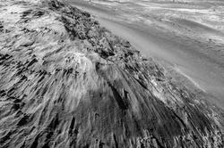 Le sable sculpté par le vent