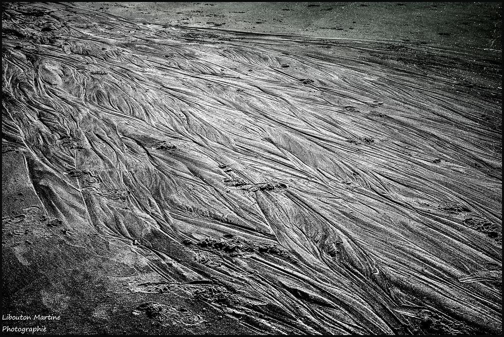 Tresses de sable
