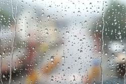 La tristesse d'un jour de pluie ...