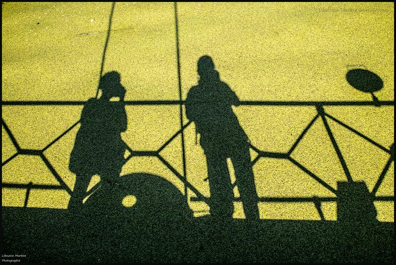 Les ombres du canal !