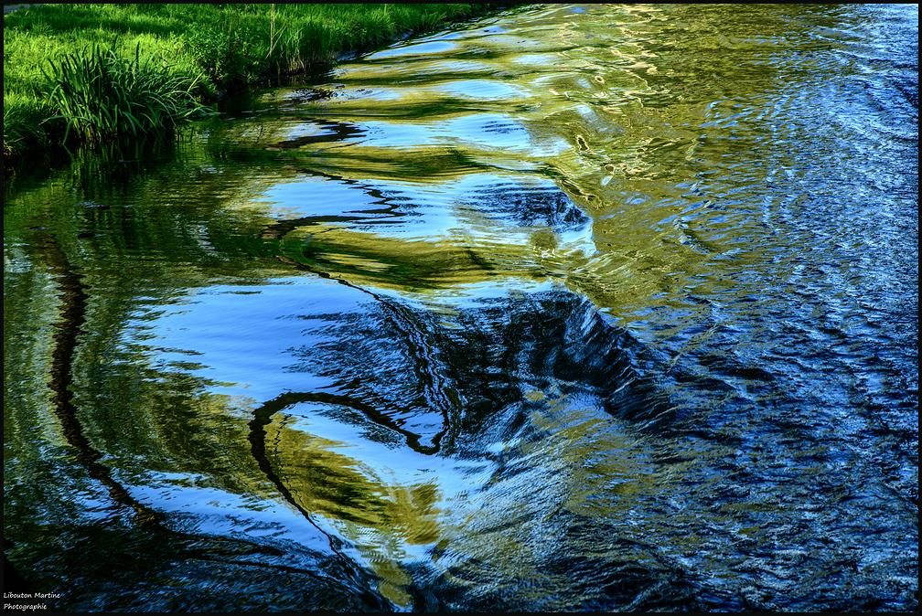 Mouvements d'eau !