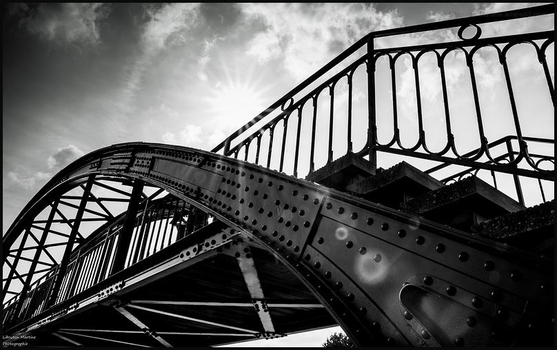 Le pont !