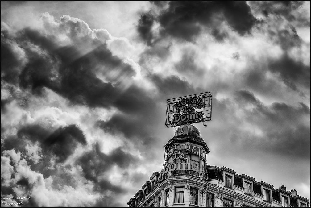 "Hotel ""Le Dôme """