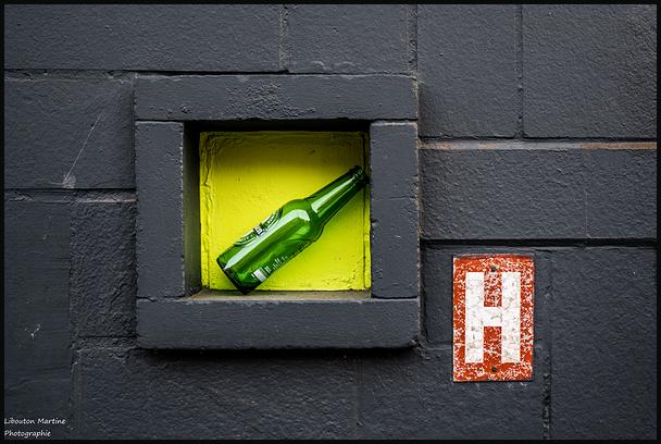 H comme Heineken