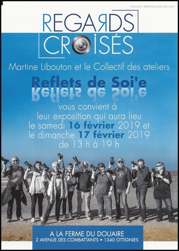 "Exposition du Collectif "" Reflets de Soi"