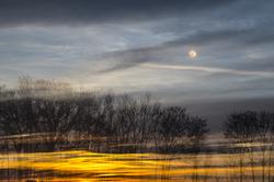 Le fabuleux mariage de la lune avec le soleil ...