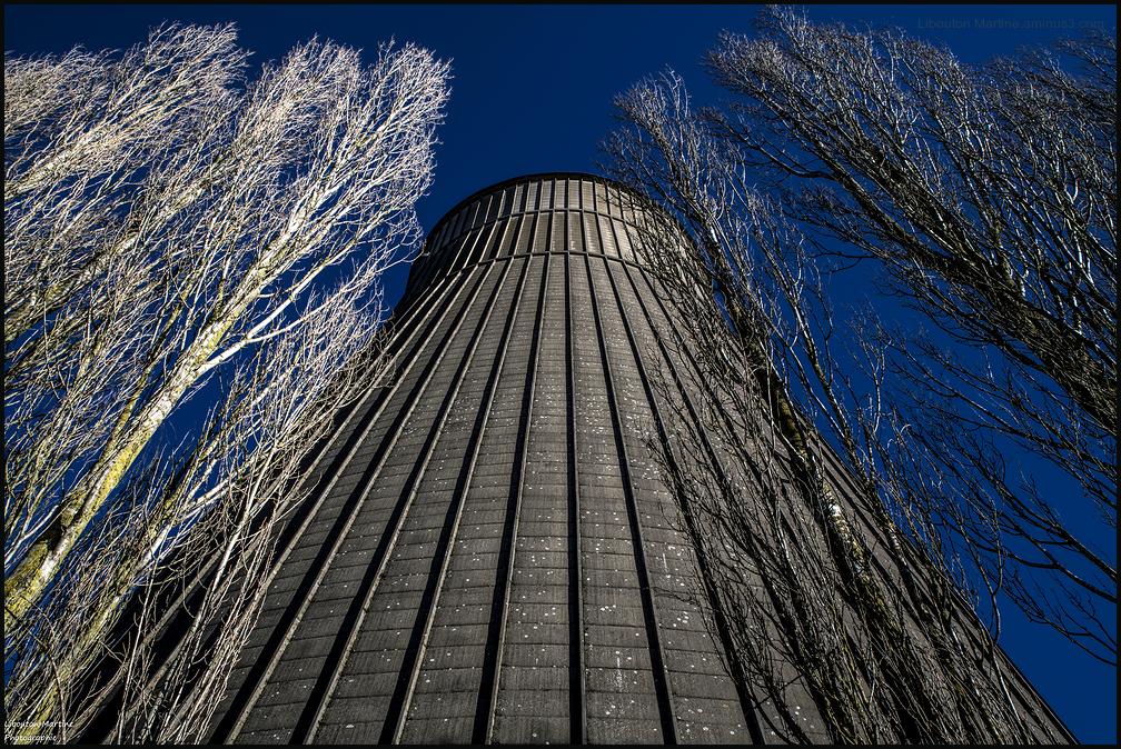 La tour de refroidissement 1