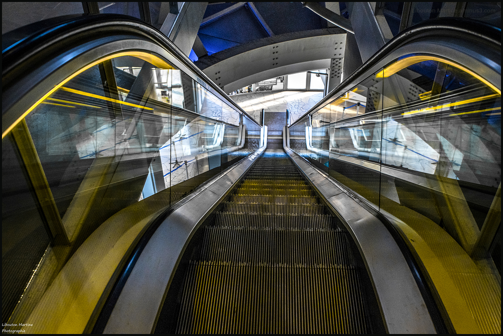 L'escalator