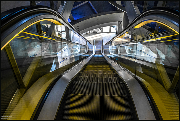 L'escalator