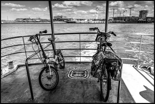 Les vélos du Wk