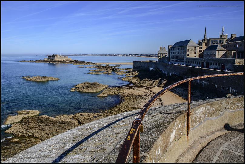 Les remparts de Saint Malo 3
