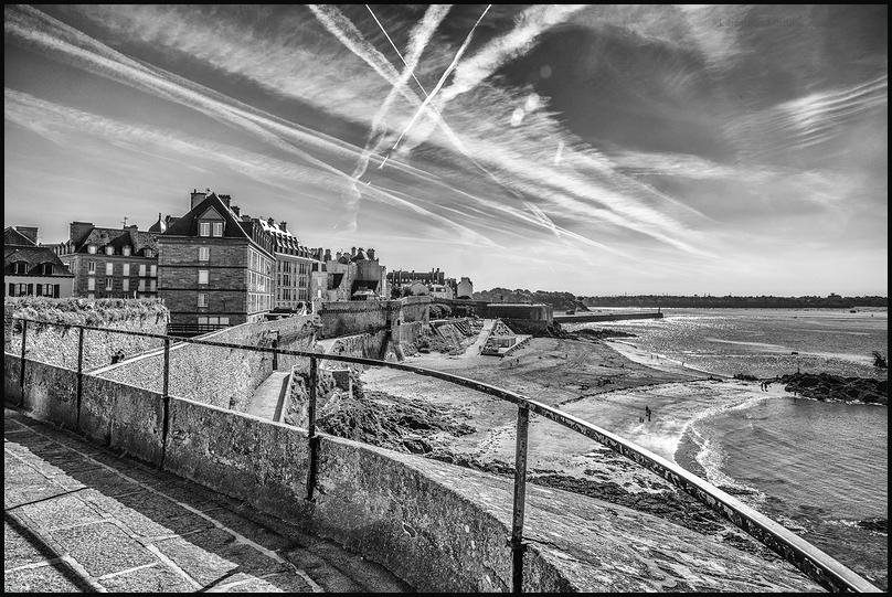 Les remparts de Saint Malo 4