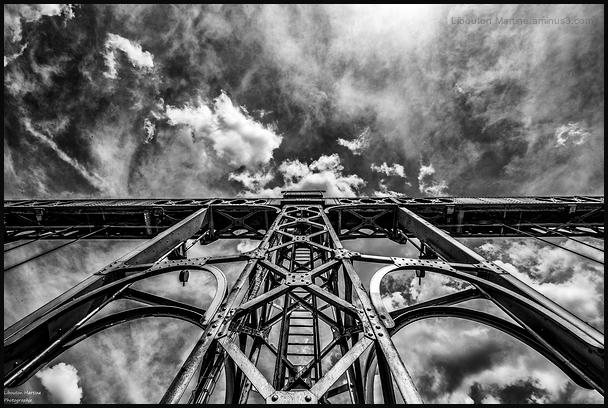 L'escalier du ciel !