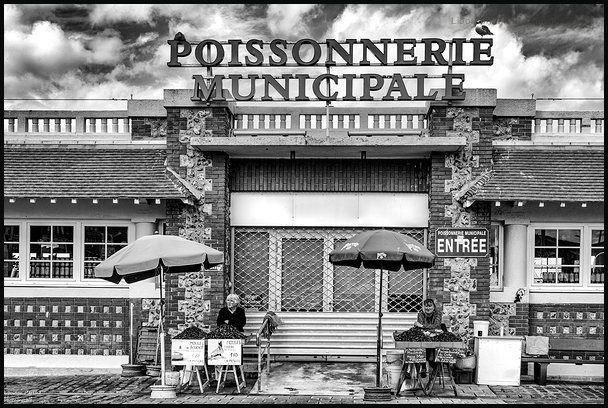 Poissonnerie municipale