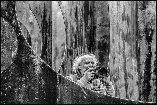 Le labyrinthe et le photographe !!