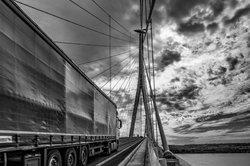 Sur le pont de Normandie !