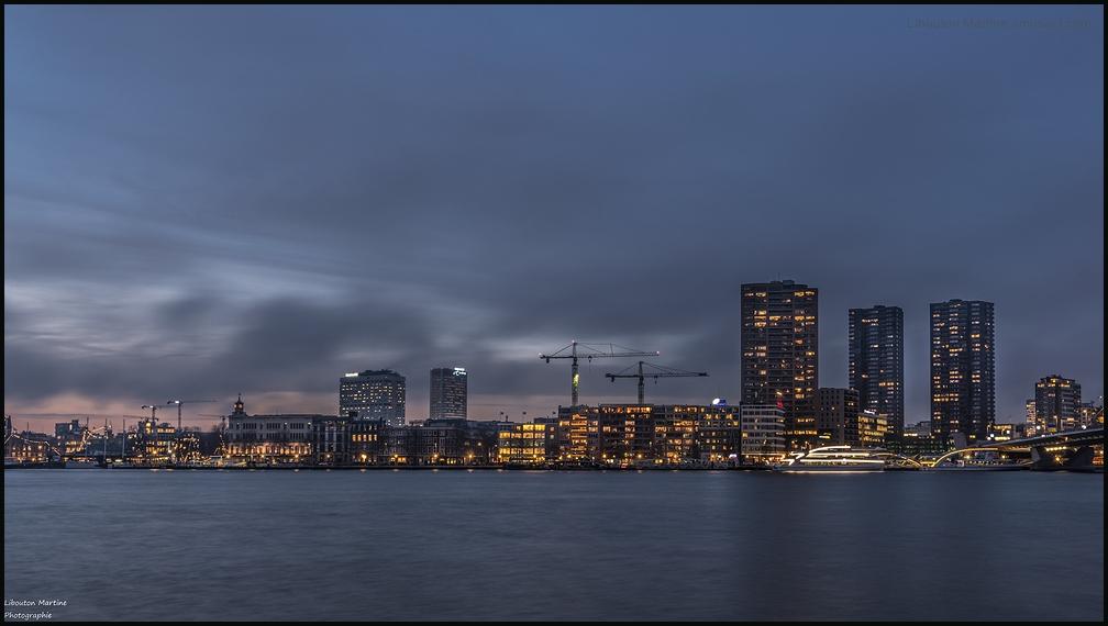 L'heure bleue à Rotterdam