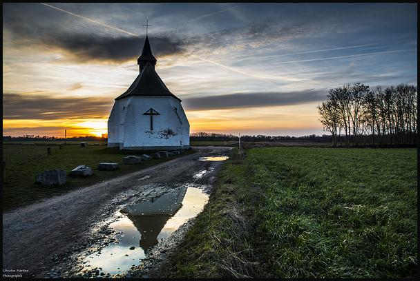 Ma petite chapelle du Try Au chêne !