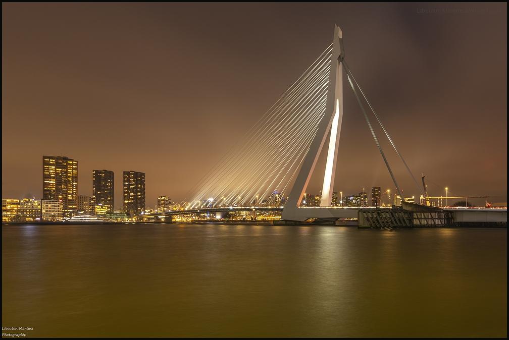 L'heure d'or à Rotterdam