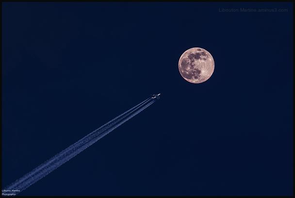 En route vers la Lune !