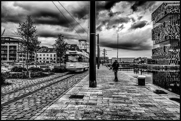 Le tram !