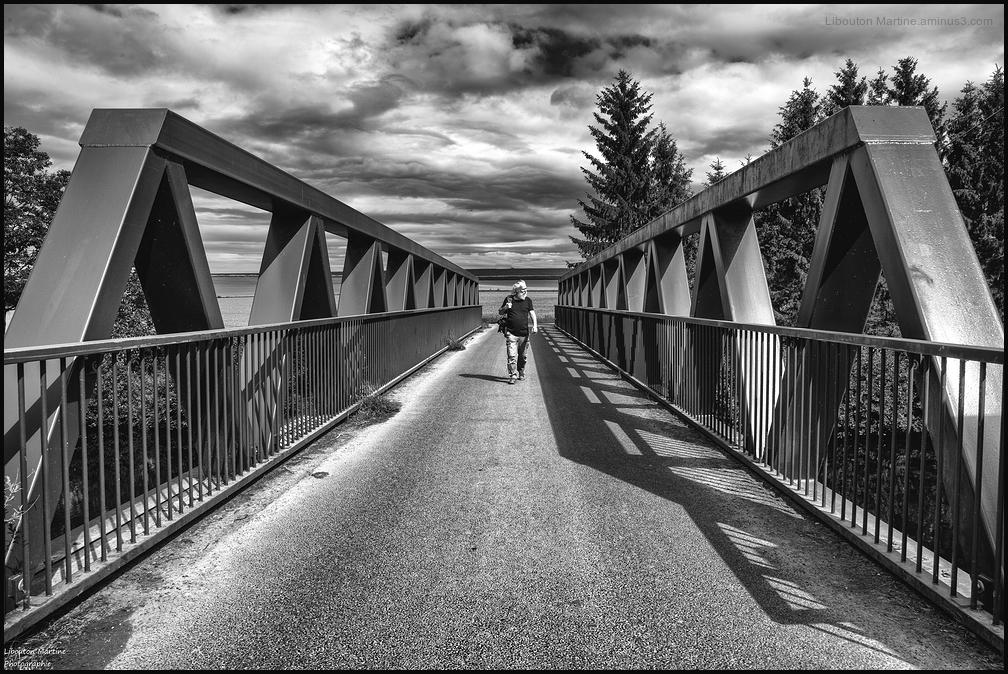 Le passager du pont !