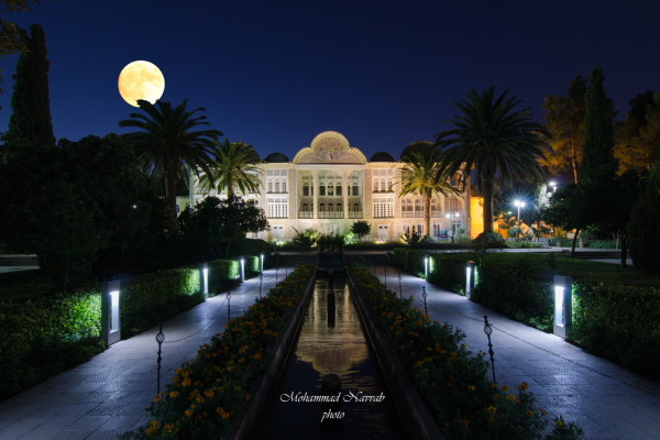shiraz city