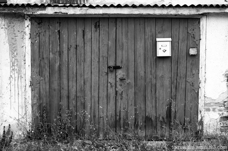 post box village old