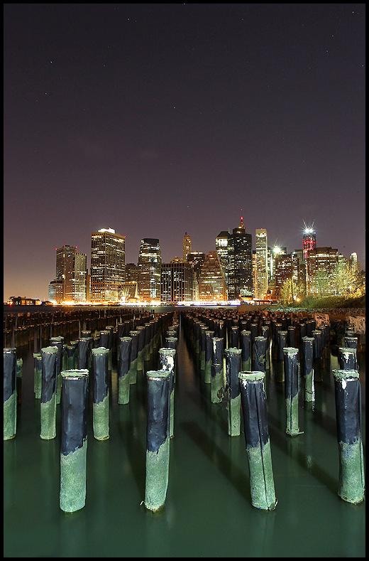 NYC Pilings