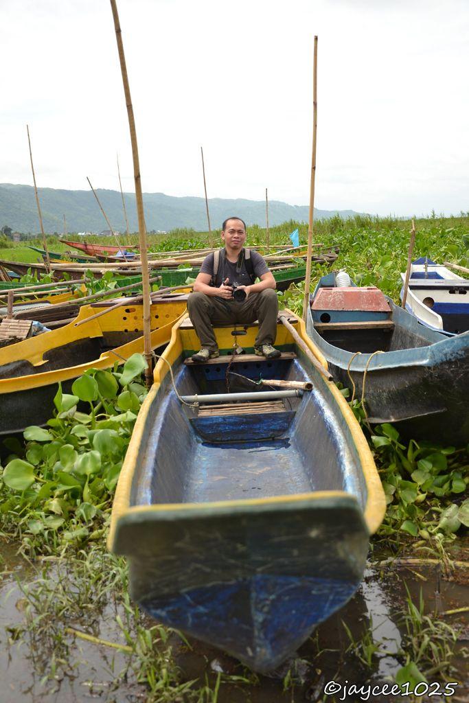 boat portrait man