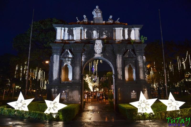 arch of the centuries ust quadricentennial