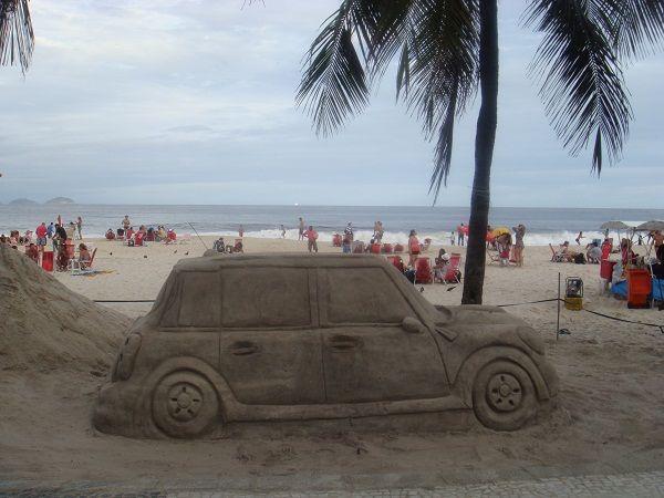 Sandy Car