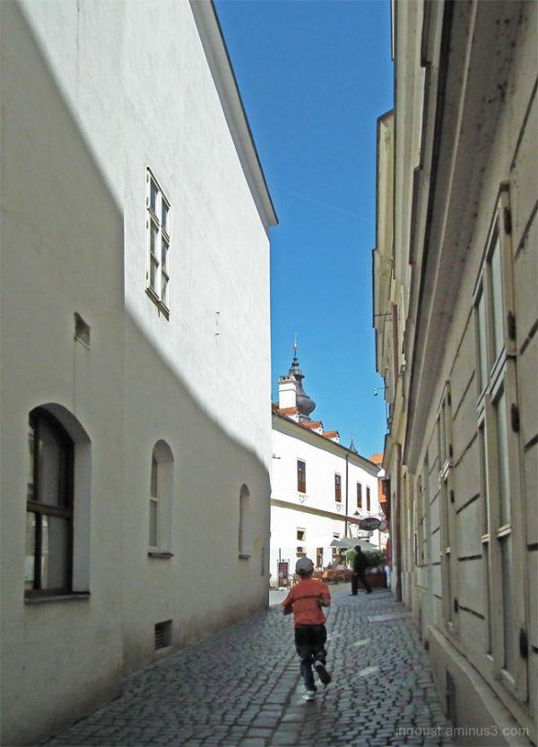 Znojmo - old quarter