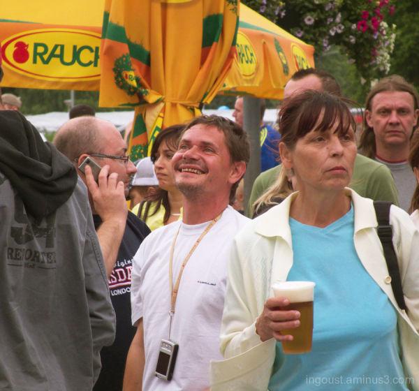 Festivities in Havirov