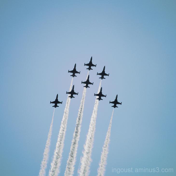 Airshow in Mošnov 2011