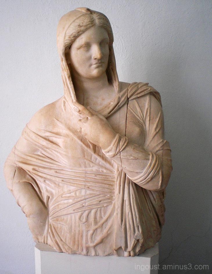 Greek sculpture / Museum in Kos