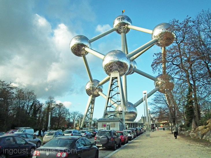 Bruxelles / Atomium