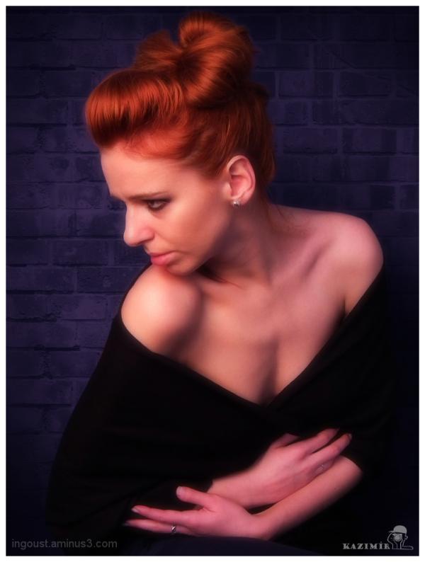 Jana portrait