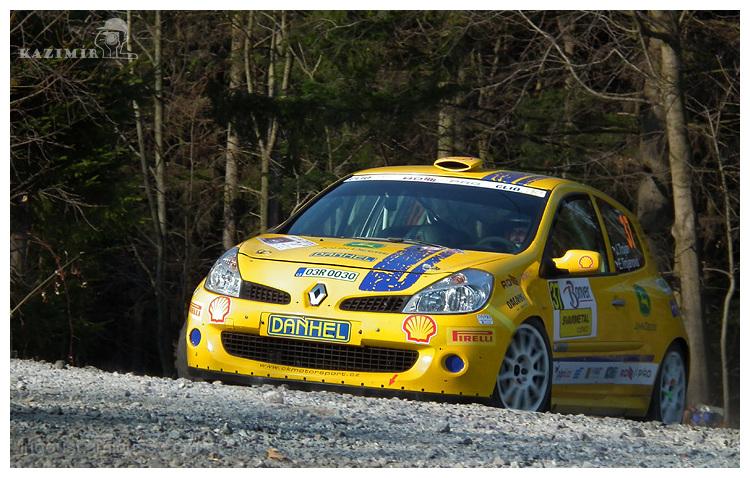 Wallachian Rally 2012 I.