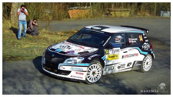 Škoda Fabia S2000 / Dunovsky + Machu
