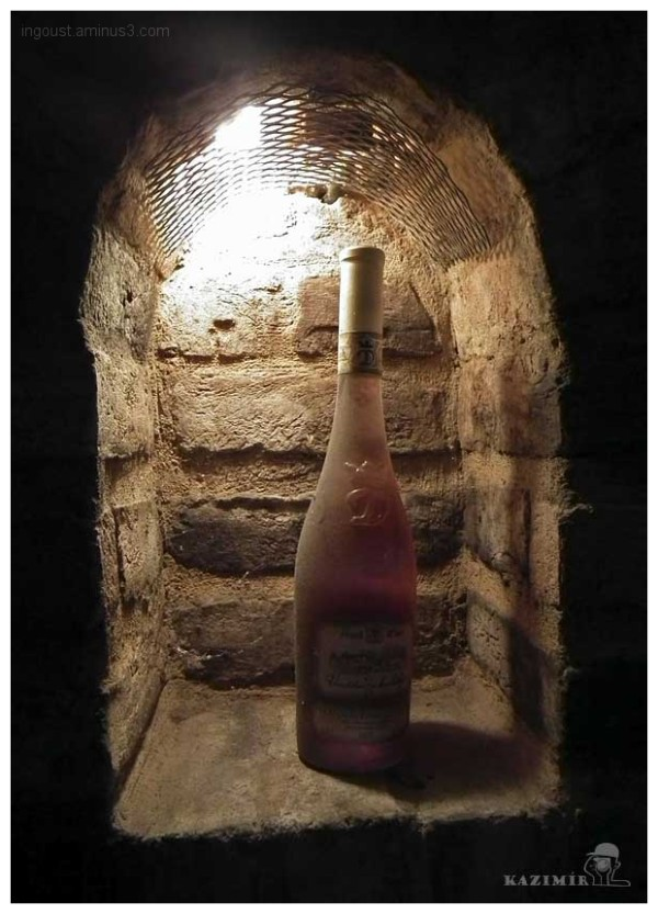 Wine cellar I.