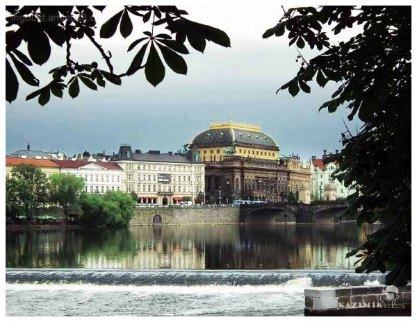 National Theatre / Prague