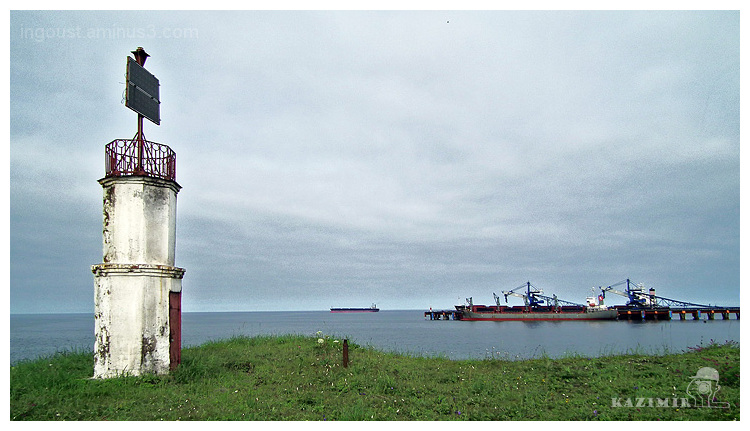 Russia/ Lighthouse