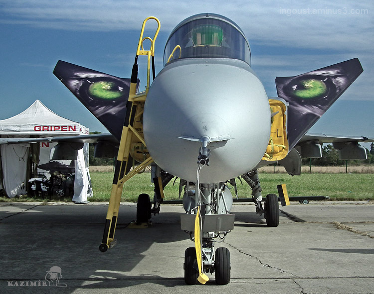 JAS-39 Gripen / Czech Air Force