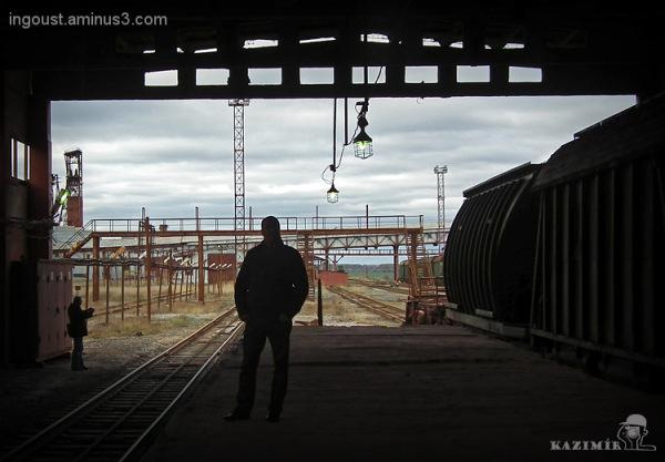 Railway siding / Ural