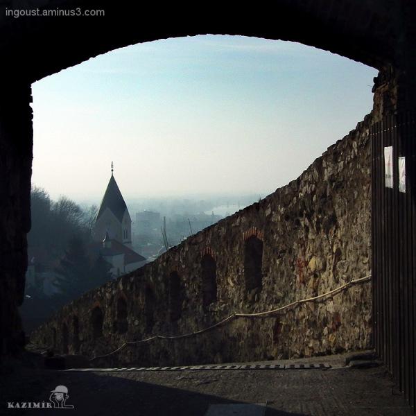 The gate / Trenčín, Slovakia