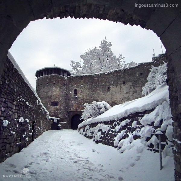 Hukvaldy Castle