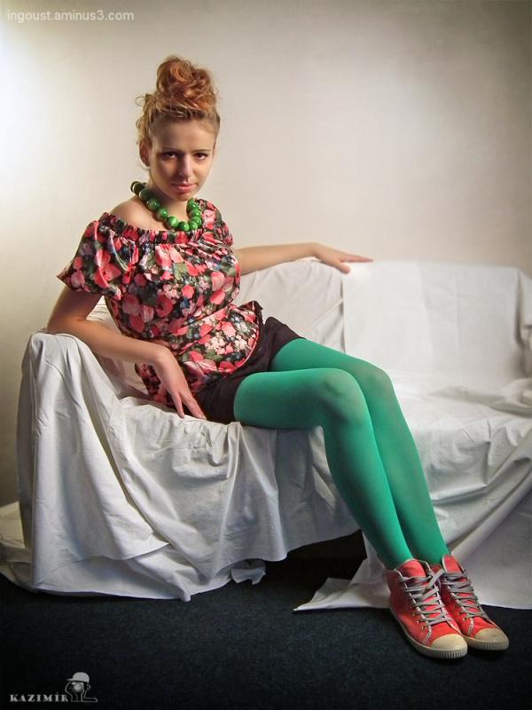 Colourful Jana